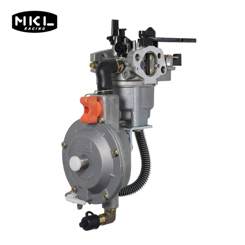 gpl cng carburador kit de conversao em tres vias para gx160 gx200 motor gasolina liquefeld