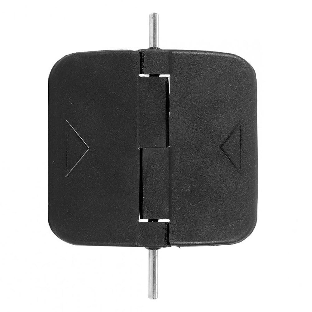 Araba yan sürgülü pencere camı açacağı kavrama serbest bırakma kolu itme düğme kapağı kolu VW Caddy için Multivan Caravelle T5 T6 2K0847781