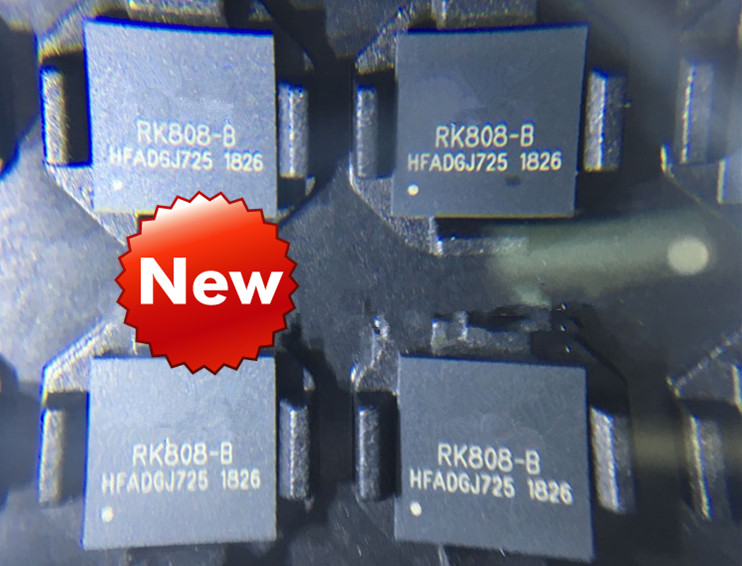 2pcs-10pcs  New Original  RK808 RK808-B QFN