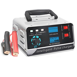 12V-24V Full Automatic Battery-chargers 400W Car Car Battery Chargers Power Puls Repair Chargers For Car Truck Boat Motorcycle
