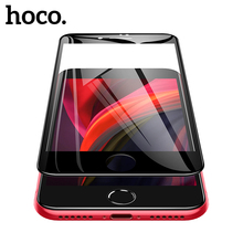 HOCO HD tempered glass for iphone se 2020 glass Film 3D Touch Screen Protector Cover Protection for Screen