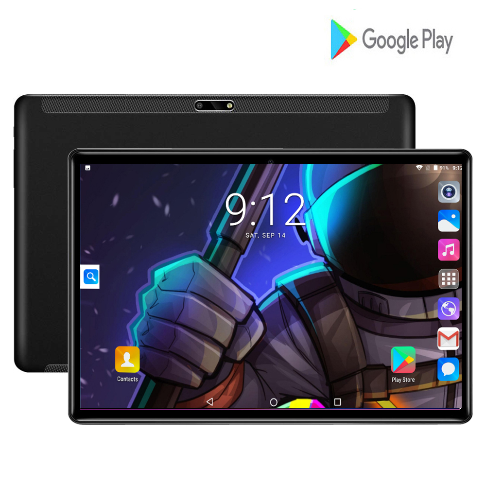 2020 New Design 10 Inch 3G Phone Call Android 7.0 Octa Core 2G+32G Memory Tablet Pc IPS HD Large Screen WIFI Pc Tablets 10.1