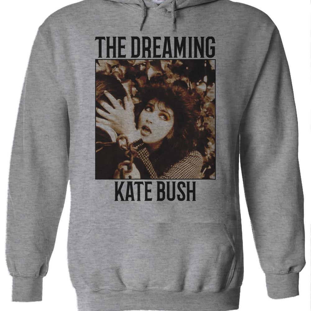 Die Träumen Kate Bush Hoodie Sweatshirt Jumper Übergroßen Pullover Männer Frauen 2995