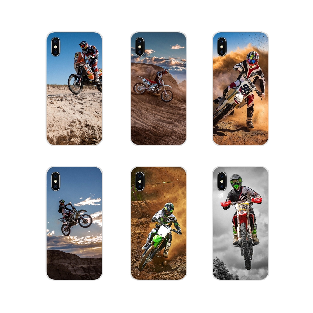 For <font><b>Samsung</b></font> Galaxy S2 S3 S4 S5 Mini S6 <font><b>S7</b></font> Edge S8 S9 S10E Lite Plus Motorcycle Race Motocross Accessories <font><b>Phone</b></font> <font><b>Cases</b></font> Covers image