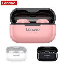 Lenovo LP11 TWS Mini Bluetooth Kopfhörer Drahtlose Kopfhörer 9D Stereo Sport Wasserdichte Ohrhörer Headsets Mit Mikrofon