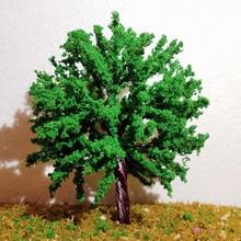 Фото - Sand table model tree. Green tree. Landscape tree in the park. Road street trees. Greening layout tree ja ginn fourie the lyndi tree