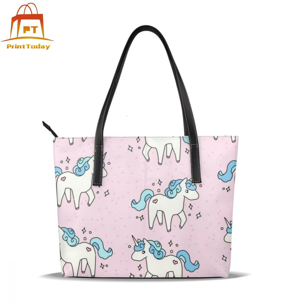 Pony Handbag Pony Top-handle Bags Teenage Wedding Leather Tote Bag Women's Pattern Large Women Handbags