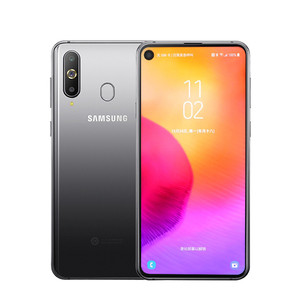 Samsung Galaxy A8s Smartphone 6.4 inch Snapdragon 710 Otca core 6GB 128GB Three Rear Cameras Face ID NFC Android 4G Mobile phone(China)