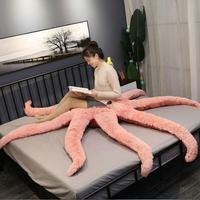 Huge Octopus Plush Toy Big Size Octopus Soft Stuffed Doll Soft Animal plush Pillow Girls Birthday Gift