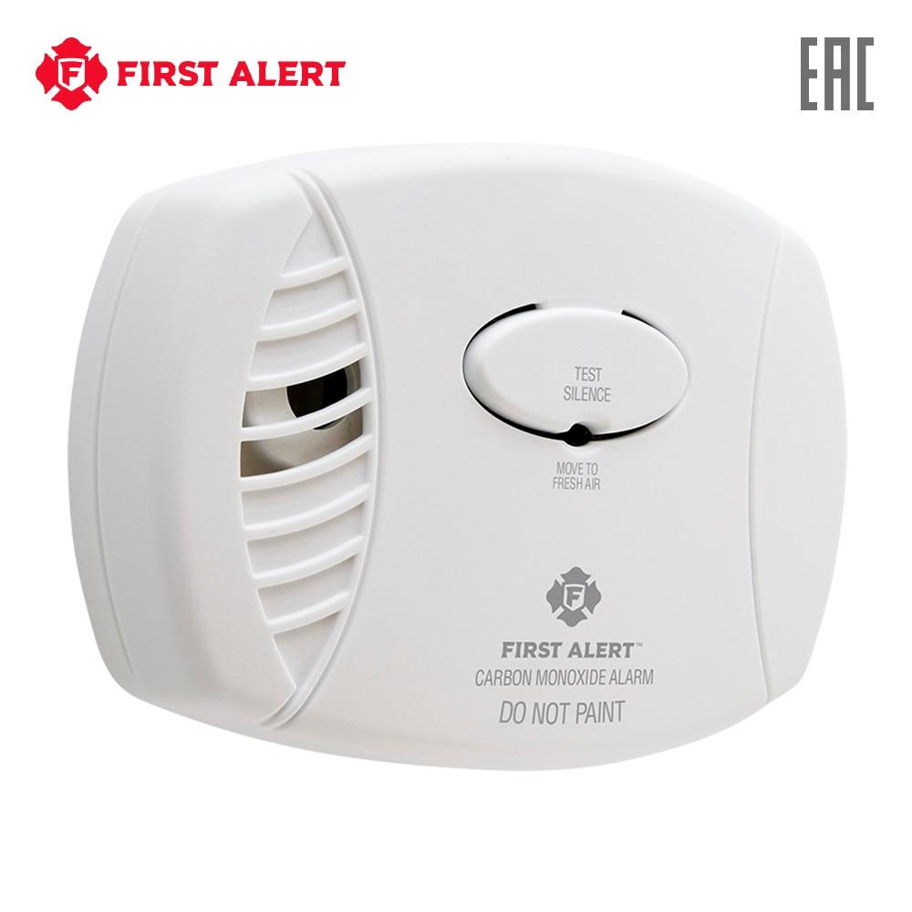 Smoke Detector First Alert CO400 Security Fire Protection sensors alarm detectors smart photo ic sensors optoschmitt detector infrared sensors