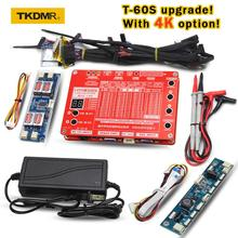 """The 6th Generation Laptop TV/LCD/LED Test Tool LCD Panel Tester Support 7  84"""" w/ LVDS Interface Cables & Inverter Free Shipping"""