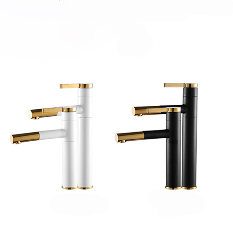 Brass Torneiras Monocomando Kitchen Sink Pull Out Bathroom Sink Faucet Single Handle Single Hole Bathroomvessel Sink Faucet