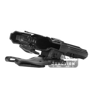 Image 3 - Tactical Pistol Holster Voor Beretta 92 96 M9 Serpa Niveau 3 Retentie Auto Lock Duty Rechterhand Taille Riem Airsoft pistol Holster