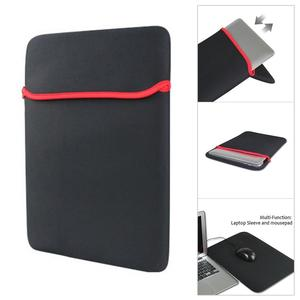 7 to 17inch Waterproof Laptop Notebook Tablet Sleeve Bag Carry Case Cover Pouch Sleeve Case For Laptop 11 13 14 15 17 inch(China)