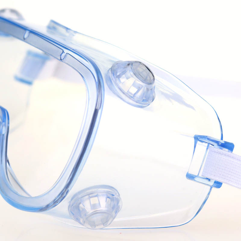 ALI shop ...  ... 4000748918458 ... 5 ... Clear Protective Safety Glasses Work Anti Virus Eye Anti-Fog Anti-sand windproof Anti Dust Saliva Transparent Goggles Eye glasse ...