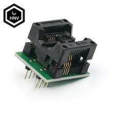 SOIC8 SOP8 К DIP8 широкое сиденье 200mil программатор гнездо адаптера