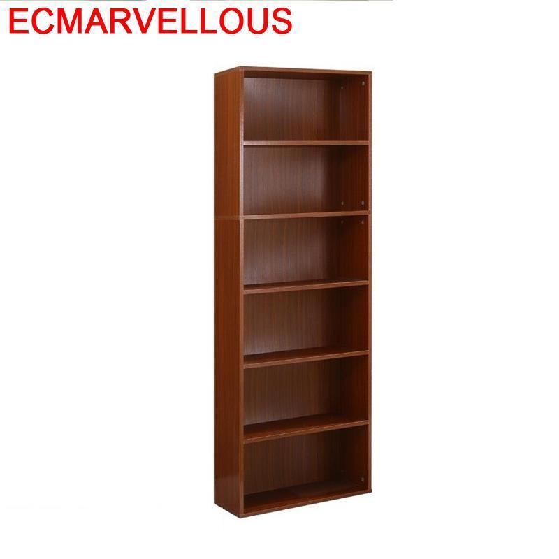 De Cocina Decor Estanteria Madera Bureau Meuble Wall Shelf Rack Display Wood Retro Furniture Decoration Book Bookshelf Case