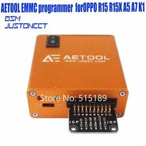 Image 2 - מקורי ארגז כלים AE AETOOL תיבה/AETOOL EMMC programmerwith מקור ריתוך צלחת + כבל
