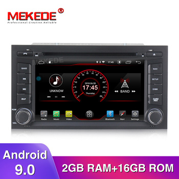 MEKEDE 7 inch Android 9.0 Car radio Multimedia Video Player For Seat Leon 2013 2014 2015 2016 2017 2018 BT WIFI GPS