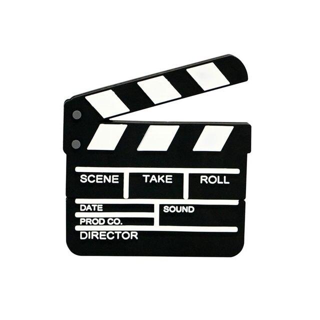 Creative Usb Flash Drive Movie Clapper Board Pendrive 128GB Flash Memory Card 64GB Pen Drive 32GB Usb Stick 4GB 8GB Flash Drive