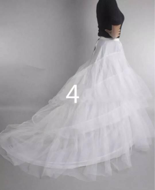 Elegant A Line Petticoat Suitable For All A Line & Ball Gown Wedding Dresses