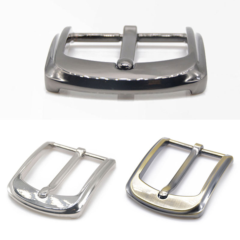 1pcs Men Belt Buckle 35mm Metal Pin Buckle Fashion Jeans Waistband Buckles For 33mm-34cm Belt DIY Leather Craft Accessories
