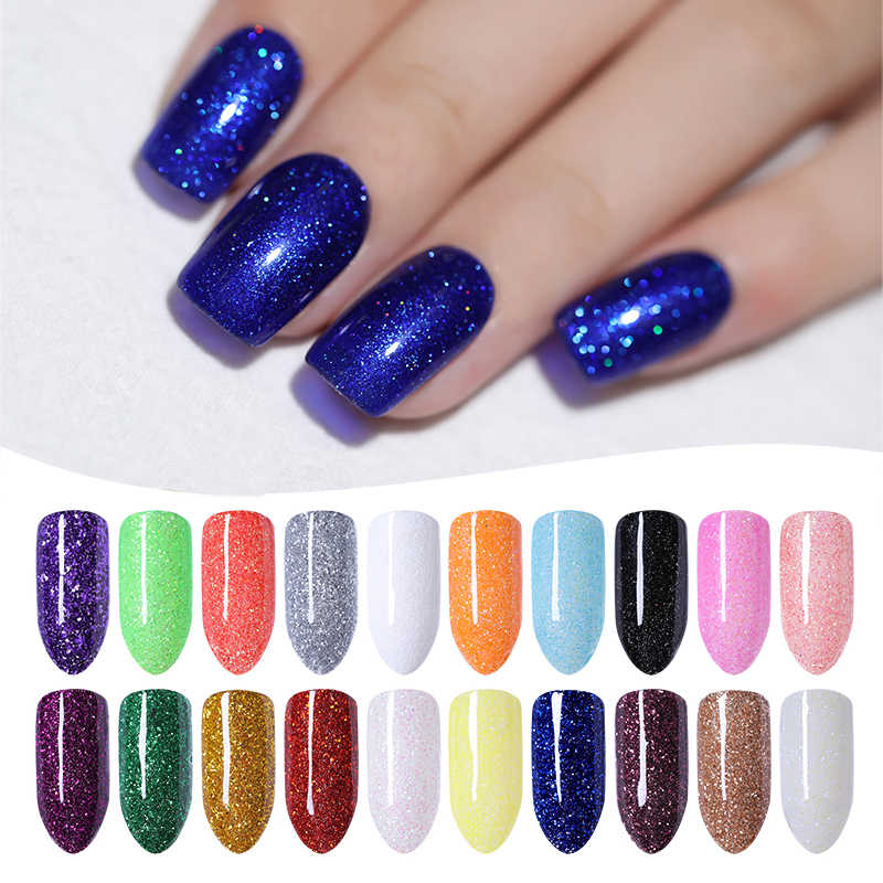 5g Shiny Nail Poeder Nail Art Glitter Shimmer Chrome Pigment Stof Holografische DIY Manicure Nail Art Accessoires Ontwerp