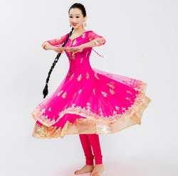 Детский костюм Hanfu в китайском стиле, традиционные костюмы для выступлений, одежда для мальчиков и девочек, традиционная китайская одежда