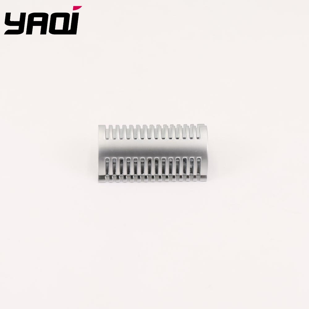 Yaqi Matte Chrome Color Mellon Safety Razor Head  For Shaving Razors