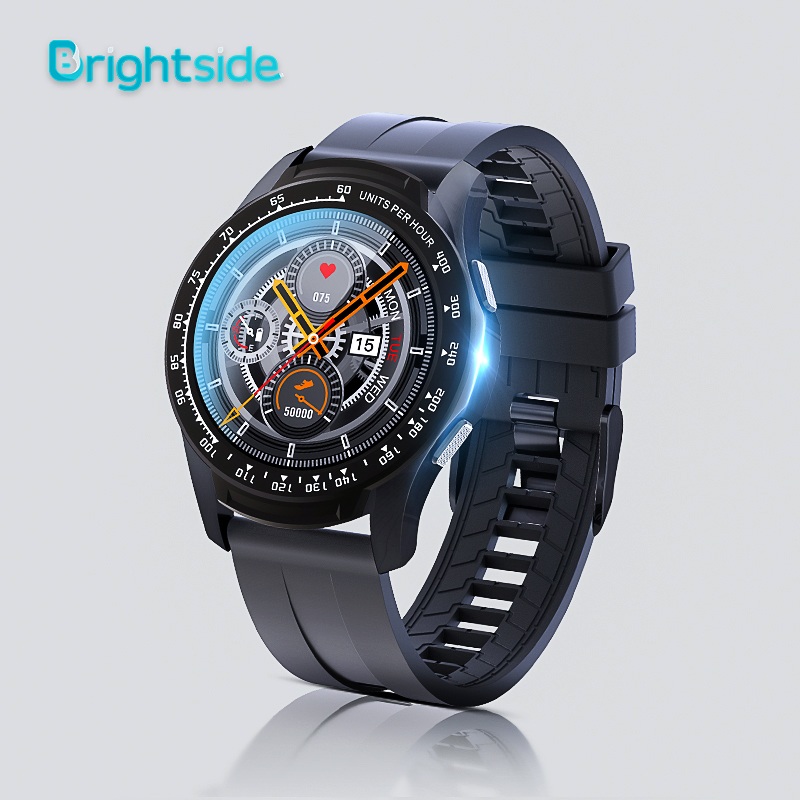 Permalink to Brightside B16 Smart Watch Men Call Blood Pressure Calories Wearfit Fitness Tracker Waterproof Round Smartwatch 2020 Android&IOS