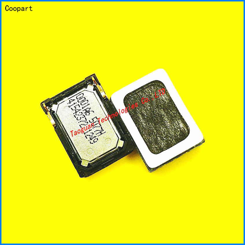 2pcs/lot Coopart New Buzzer Loud Music Speaker Ringer Replacement For Lenovo A808T A8 A806 P70 S850E W100 S2 W101 C101 A60 A600E