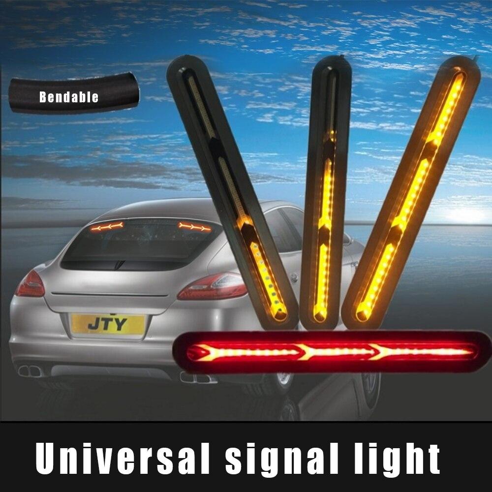 LED voiture lampe clignotant frein lumière accessoire auto pour passat b7 corolla 2012 voiture ampoule LED nissan navara volvo s80