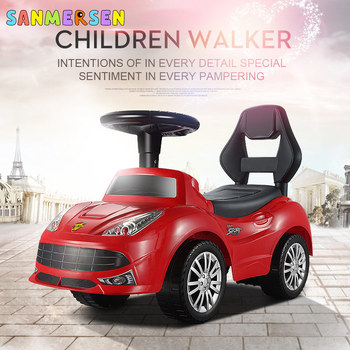 New Upgrade Children Scooter Walker Kids Ride On Toys Four-Wheeled Swing Car With Music Multifunction Toys Walker Gift For Kids