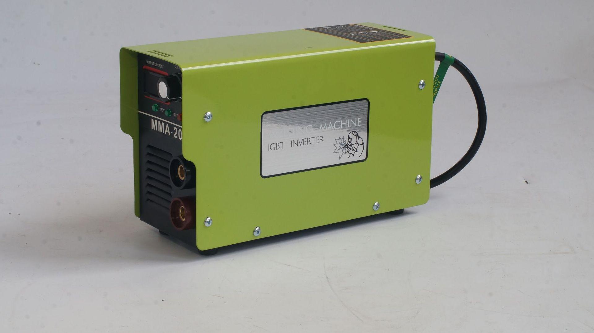 inversor máquina de solda 110V máquina de solda MMA-200