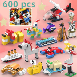 Image 5 - 1000 pcs parts pieces Creative Designer DIY Toys building blocks MOC creator Classic sets removal pliers panel tools kits