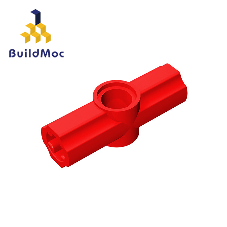 BuildMOC Assembles Particles 32034 42134 Axle Pin Connector Angled #2 180 Degrees For Building Blocks Parts DIY Gift Toys