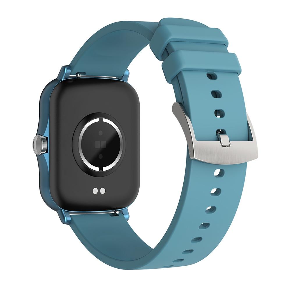 H9f948bac53424f6c88d16ef8020218dcp COLMI P8 Plus 1.69 inch 2021 Smart Watch Men Full Touch Fitness Tracker IP67 waterproof Women GTS 2 Smartwatch for Xiaomi phone