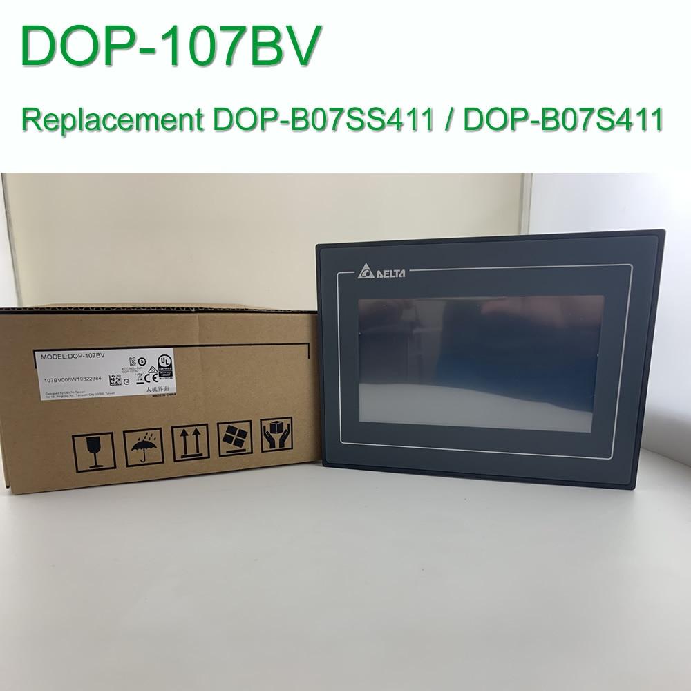 Delta DOP-107WV 7 inch HMI touch screen new in box
