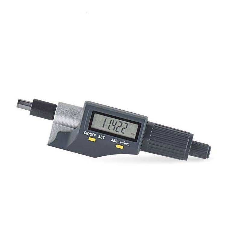 Спиральный микрометр, цифровой дисплей, измерительный инструмент с гравировкой линии, дифференциальная головка с монтажной электроникой, ...