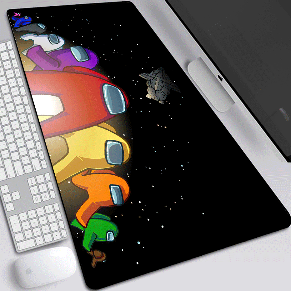 Unter Uns Büro Maus Pad gamer, Mouse Pads, Große Gaming Mouse Pads, Anti-slip Pads, tabelle Matten, Qualität Computer Maus