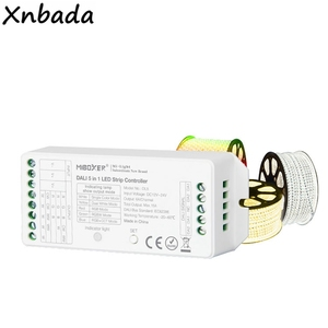 Image 3 - Milight DALI 5 IN 1 LED Strip Controller DP1 Brightness Dimming Panel DP2 Color Temperature Dimming Panel DP3 RGB+CCT Dimming