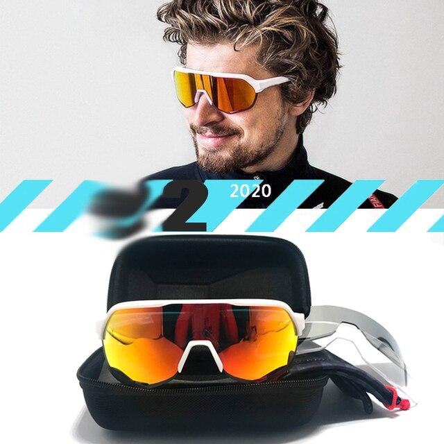 Ciclismo ao ar livre óculos de sol para homens mulher esporte óculos de bicicleta óculos de ciclismo uv400 ciclismo óculos de sol 1