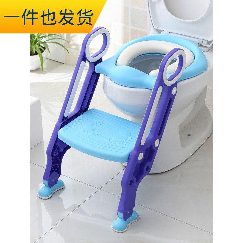 -Stack Toilet Floor Child Feel Circle Slip-on Small CHILDREN'S Horse Hai Bao Barrel Maker Children Ladder The Anti-Treasure Pad