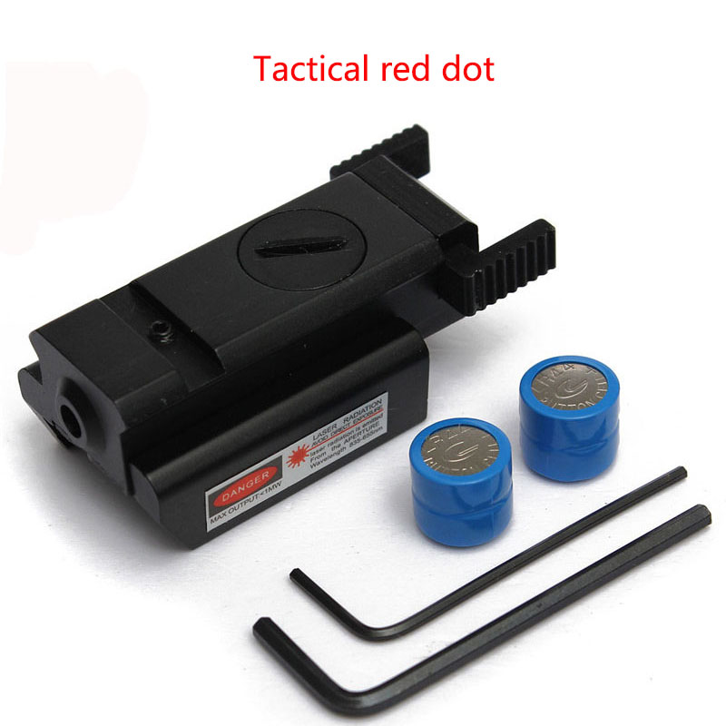 Tactical laser explosion model ultra low base point sight infrared fixed point laser fixed point laser aiming bird detector