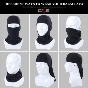 Image 5 - Motorcycle Balaclava Full Face Mask Cover Flexible Warm Helmet Liner Riding Ski Paintball Bicycle Biker Snowboard Windproof Hat