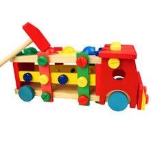 Детские деревянные игрушечные инструменты детский инструмент