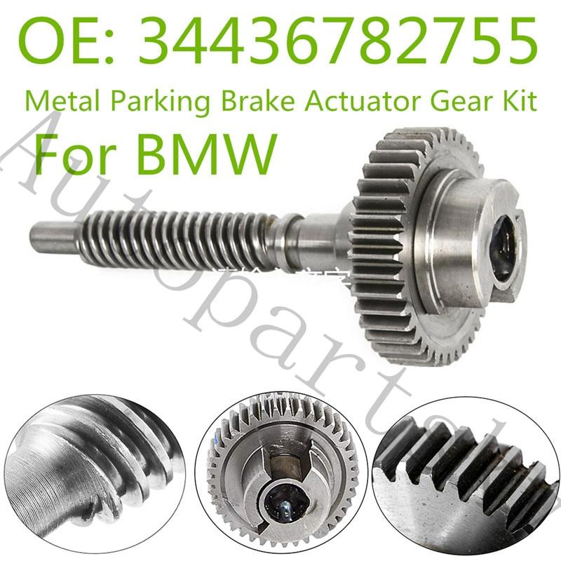 39 Teeth 40 Teeth Metal Parking Brake Actuator Gear Kit For BMW E65 E66 745i 750i 750Li 760i 760Li 34436782755 34 43 6 782 755|Parking Brake| |  - title=