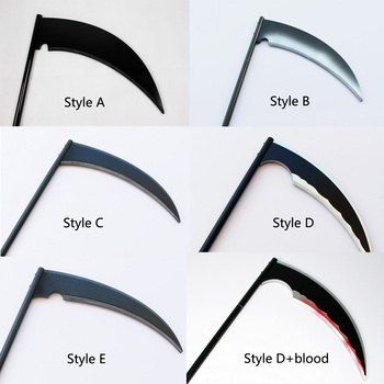 Angels of Death Isaac Foster Zack Cosplay Death Scythe Halloween Costume Props death of yesterday