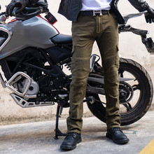 Moto pants Motocross jeans motorcycle track pants motorcycle equipment and knee men's motorcycle trousers motocross motorcycle motorcycle pants man uglybros guardiano in movimento di spin bike ubp09 jeans fashion
