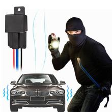 CJ720 Tracking Motorcycle Car Relay GPS Tracker Device GSM Locator Remote Control Anti-theft Monitoring Cut off Oil Power System